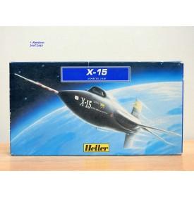 HELLER  80202, avion fusée North American X-15  NASA    Neuf   BO 1/130