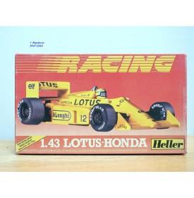 HELLER  80102,  Formule 1 Lotus Honda  1987    Neuf   BO  1/ 43