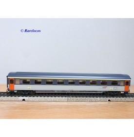 MÄRKLIN   42531,   voiture grandes lignes  B9 Eurofima   1 Cl. dite Corail  SNCF