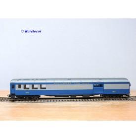 RIVAROSSI  véro 2767, voiture de queue mixte ( combination car  )   American Railway Express Baltimore & Ohio  B&O  neuf   BO