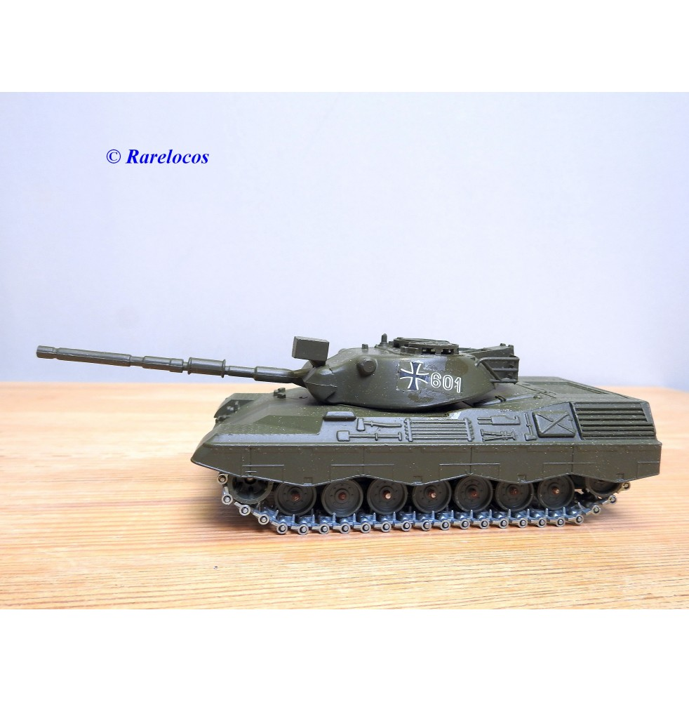 Solido 243 , char allemand Kpz  Leopard  neuf   BO