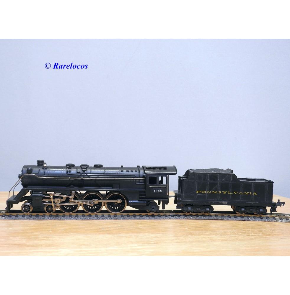 Fleischmann 1366, loco Pacific  462 ( 231 )  Pennsylvania  PRR