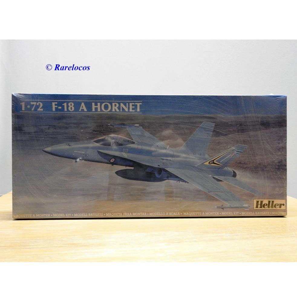 HELLER 80338, Mac Donnell Douglas  F-18A  Hornet  Neuf  BO 1/72
