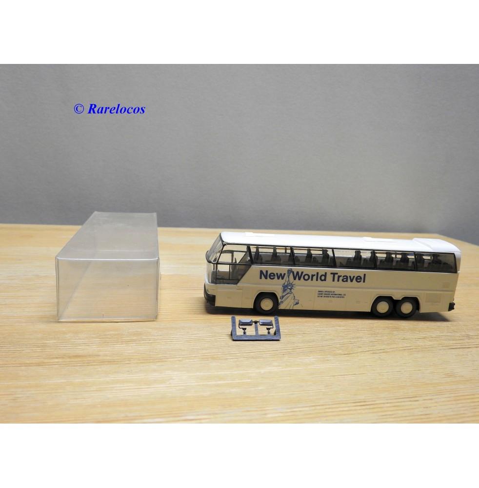 Rietze??, autocar de voyage NEOPLAN Cityliner  N116  New World Travel      Neuf   BO