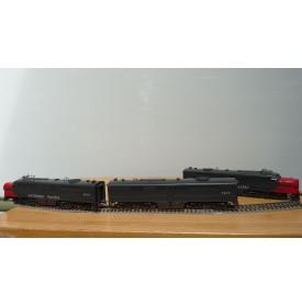 KEY Imports Custom Ser 83, locos diesel ALCO type PA3 et PB3 SP BO