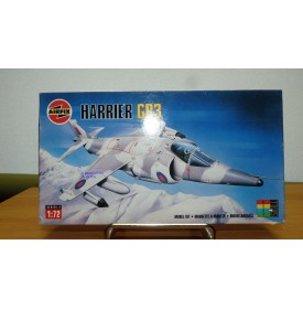 AIRFIX 02072 British Aerospace HARRIER GR 3 Neuf BO 1/72