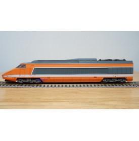 JOUEF  5470, élément d'extrémité non motorisé TGV Sud Est SNCF BO