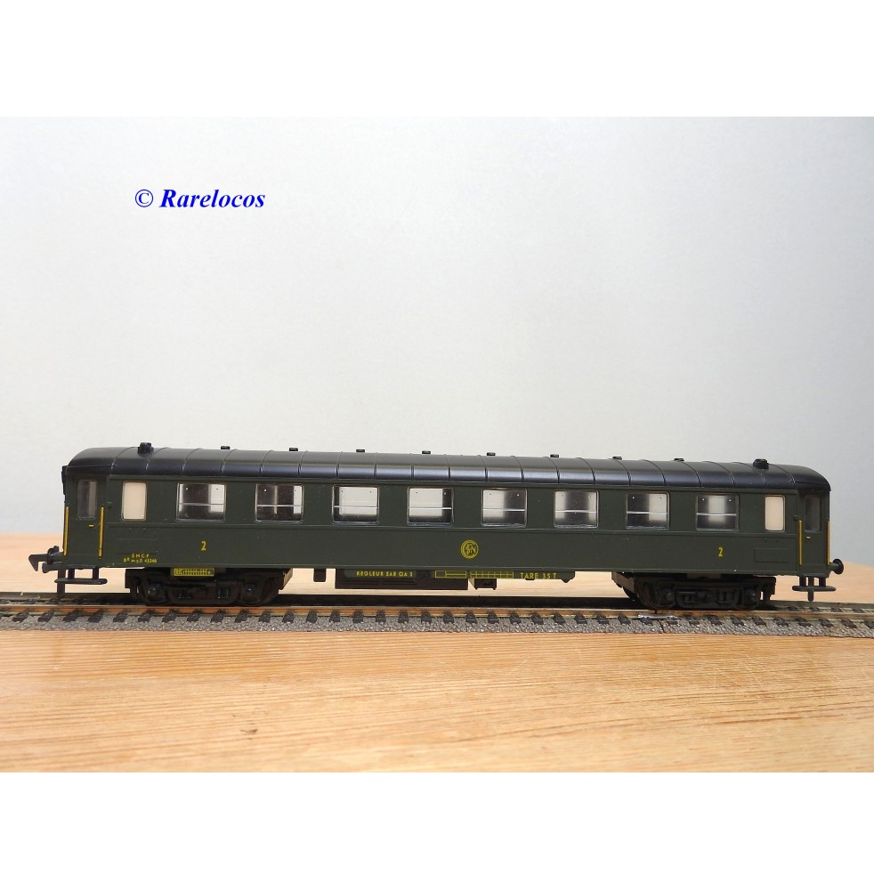 copy of Wagon plat SSIMA 53 MANNESMANN DB BO