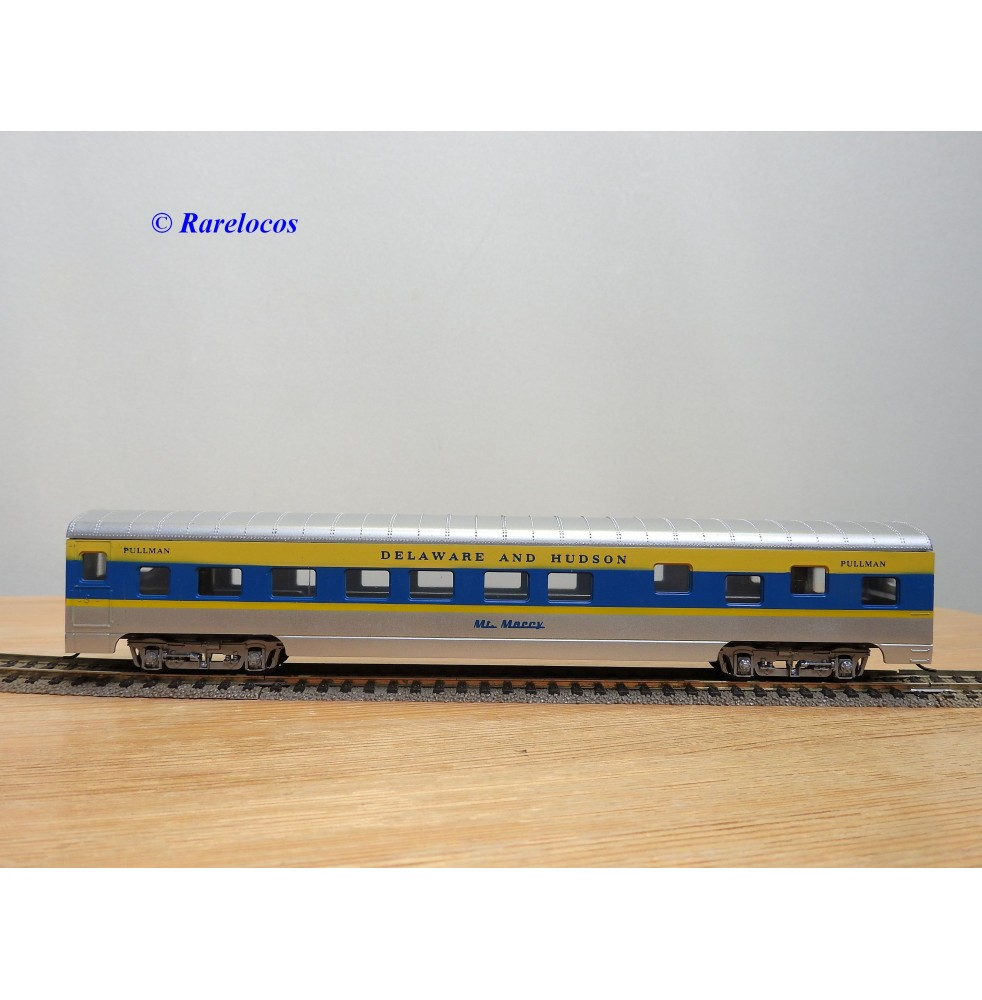 copy of CONCOR 00730H, voiture restaurant ( 85' corrugated dining car ) Southern Railway  neuf  BO