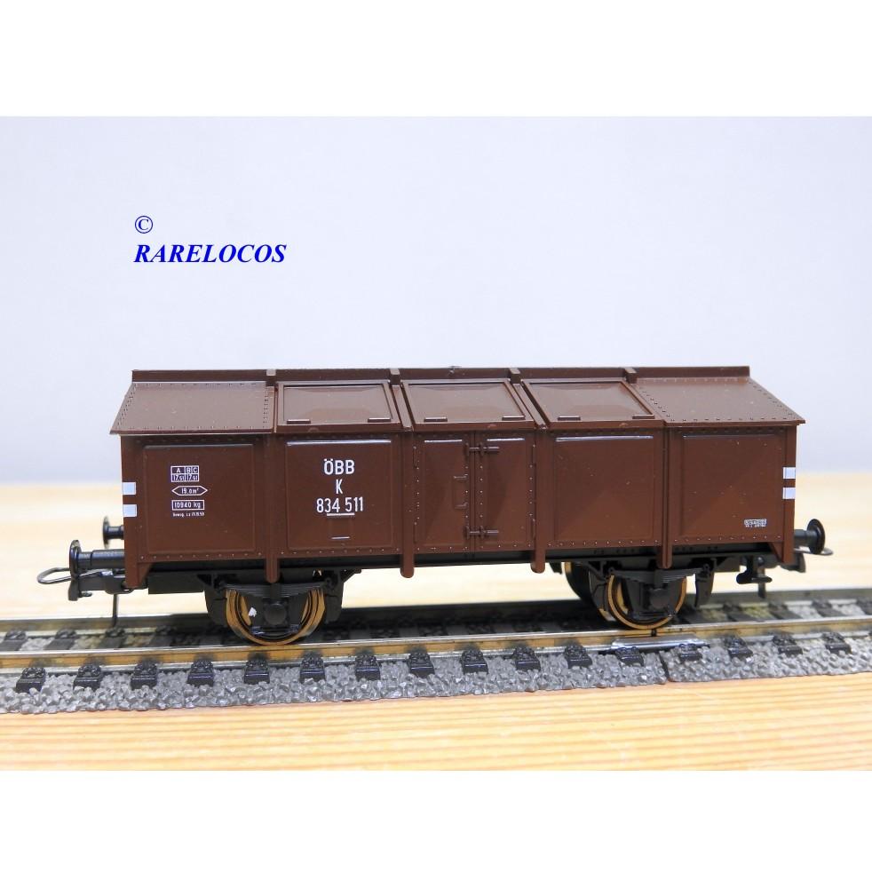 copy of Roco 46450 wagon couvert  réfrigérant type Ibblps Interfrigo DB BO