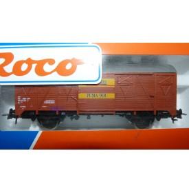 ROCO 47575,  wagon couvert SCHEUCHZER PUMA 901 SBB  Neuf BO