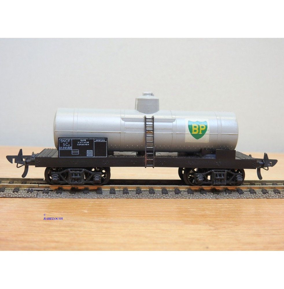 copy of HORNBY acHO 7360 voiture banlieue dite Romilly SNCF