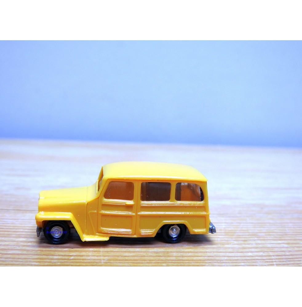 copy of Eko , Renault 4 L  1/87  HO