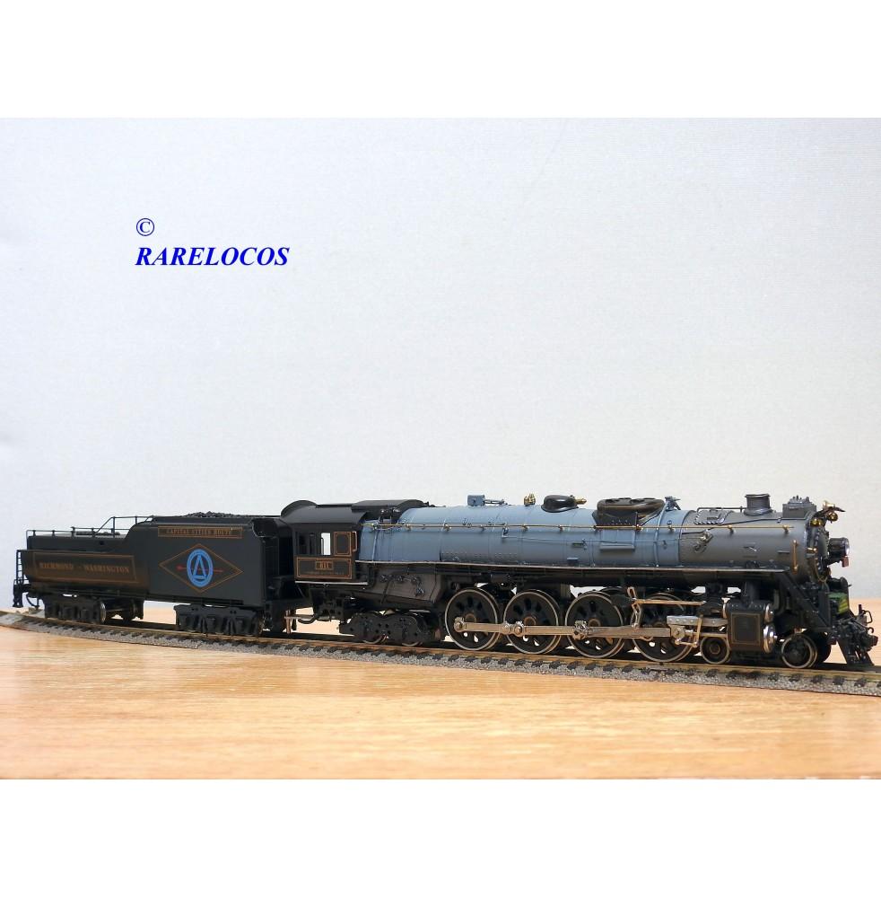 copy of Overland Models ( OMI ) 4310 . 1  voiture d'inspection des rails Milwaukee Road  BO