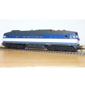 ROCO 63690, locodiesel Co Co  DE 300.02 LUDMILLA VEV neuf  BO