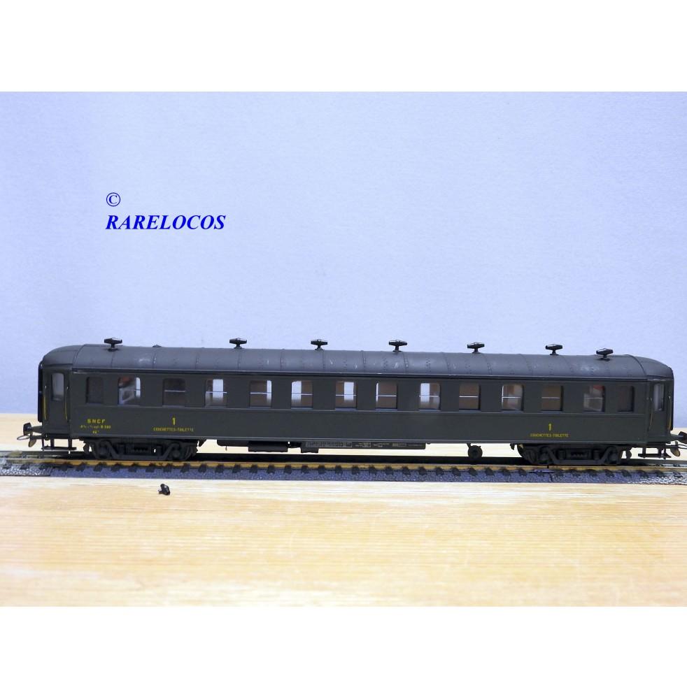 copy of France Trains 407 allège postale PEz SNCF BO