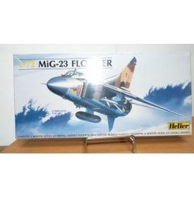 HELLER 80319,  MIG-23 Flogger Neuf BO 1/72