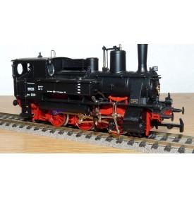 Rivarossi  véro 1358, locotender Br 89638 DB BO