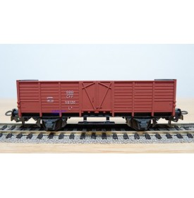 HAG  330 . 01, wagon tombereau  type  L6  SBB  BO