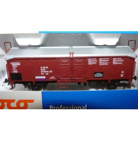 ROCO 47701 wagon à toit coulissant type Tms5756 DR Neuf BO