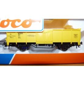 ROCO 47822 wagon tombereau tchèque CD Neuf BO