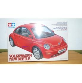 TAMIYA 24200 Volkswagen New Beetle Neuve  BO