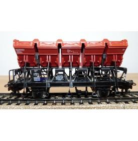 Märklin 4635, wagon à bennes basculantes type Ommi 51 DB