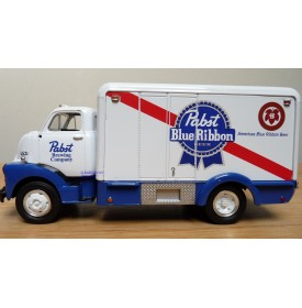 FIRST GEAR 20-1226, Camion de livraison  isotherme GENERAL MOTORS  PABST BLUE RIBBON BEER Neuf  BO 1/34