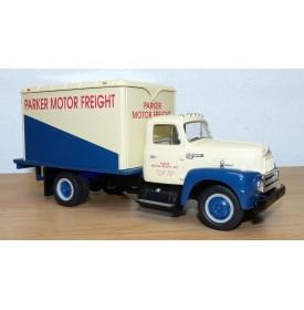 FIRST GEAR 10-1187, camion INTERNATIONAL R-190  PARKER MOTOR FREIGHT Neuf  BO 1/34