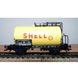 Märklin 4642, wagon citerne SHELL DB