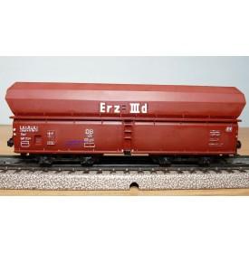 TRIX EXPRESS  487 . 2, wagon trémie type OOtz 50 DB