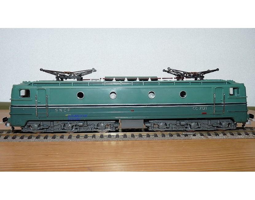 Locomotives HORNBY