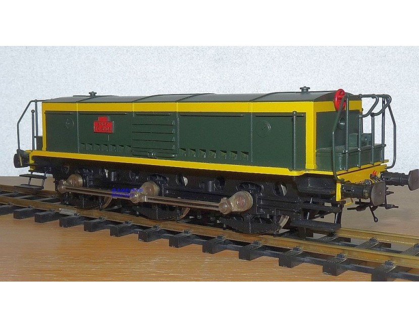 Trains électriques KIT ZERO model trains Modellbahnen