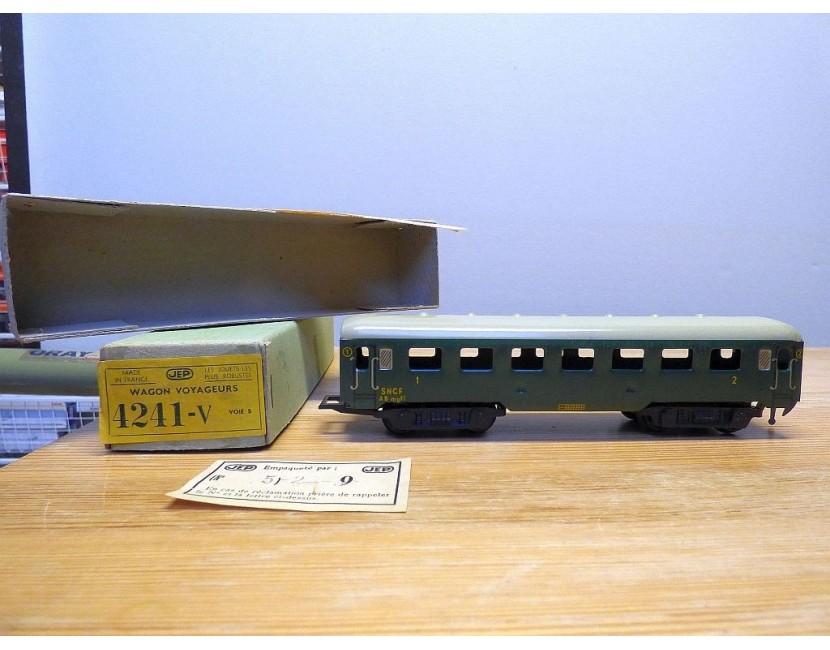 Trains électriques JEP échelle S  model trains Modellbahnen