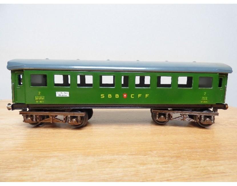 Trains électriques BUCO model trains Modellbahnen