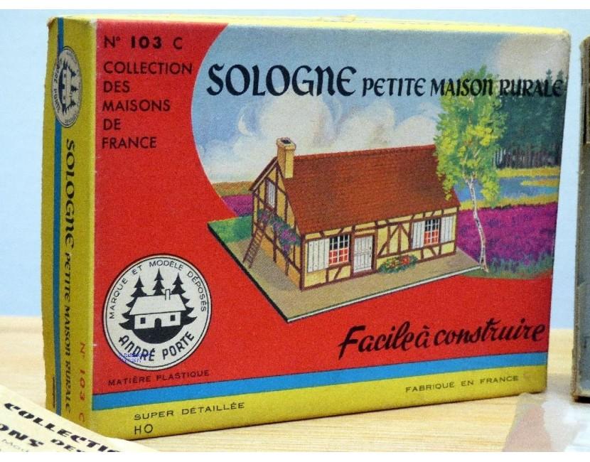 Maquette Kit ANDRE PORTE