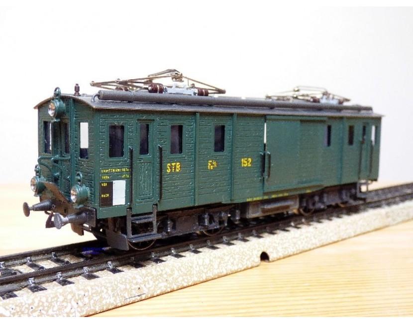 Trains électriques SMF Modellbahnen Model trains locomotive wagon Lokomotiven Wagen engine car échelle HO scale Spur