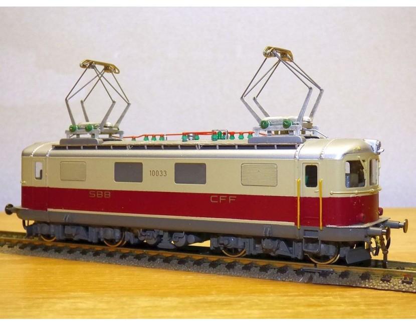 Trains électriques METROPOLITAN Modellbahnen Model trains Treni elletrici locomotive  échelle HO scale Spur