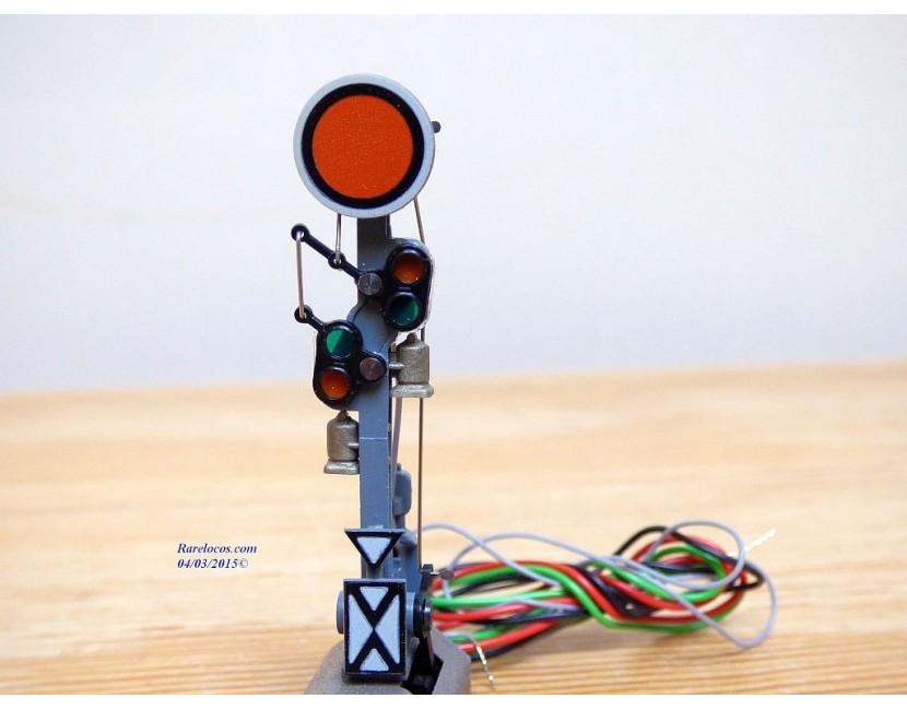 Rails, signaux, pièces détachées et accessoires