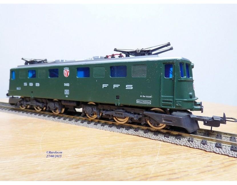 Trains électriques PLAYART Modellbahnen Model trains