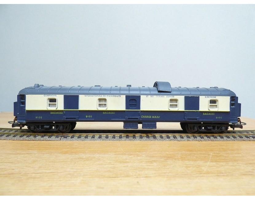 Trains électriques TRENI FAVERO  AGFA Modellbahnen Model trains