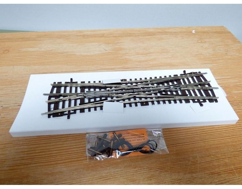 Rails, transformateurs et accessoires, etc...