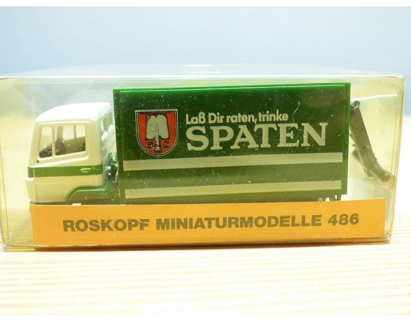 Autos miniatures Roskopf Model cars Modellwagen
