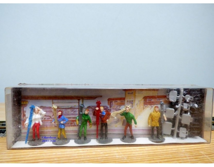 Maquettes Merten  kits
