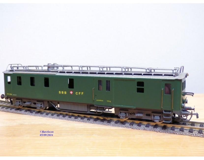 Trains électriques INTERMODEL Model trains