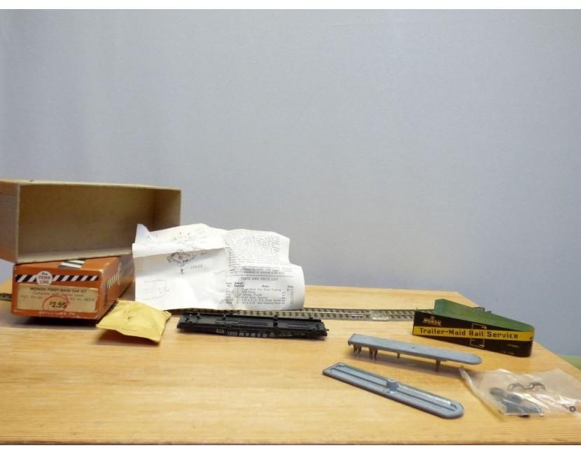 Modèles ferroviaires en kits  Ulrich Modellbahnen model kits