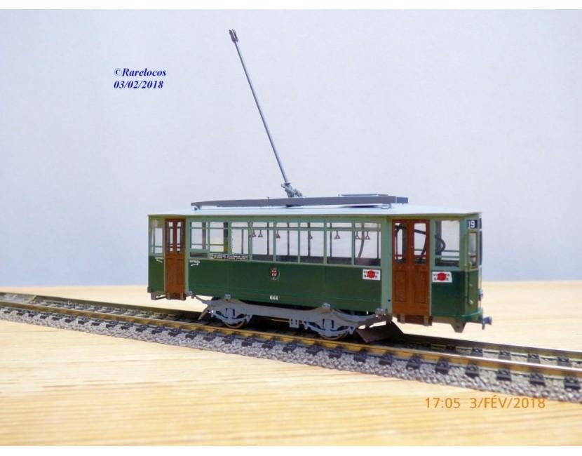 Trains électriques Treni ELFER Model trains