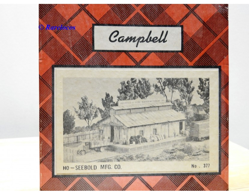 Campbell Scale Models