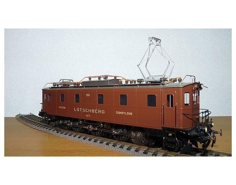 Trains électriques METROPOLITAN Modellbahnen Model trains Treni elletrici locomotive wagon échelle HO scale