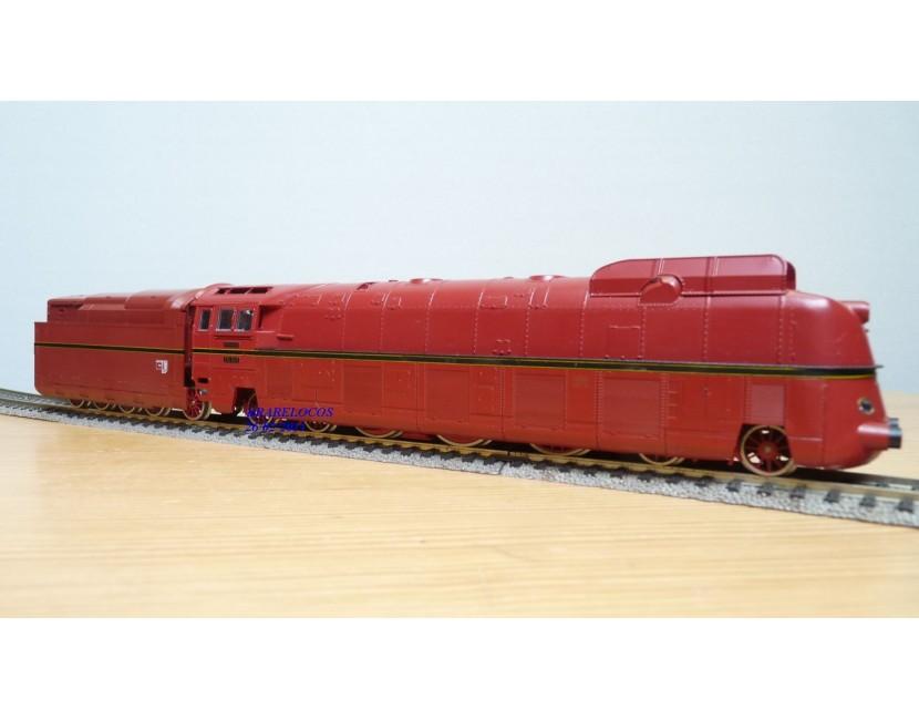 Liliput locomotives